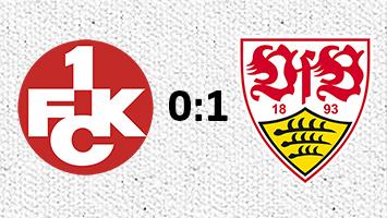 1. FC Kaiserslautern - VfB Stuttgart 0:1 (Fotografik: STUGGI.TV)