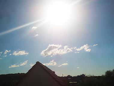 Kolumen Wiebke - Sommer