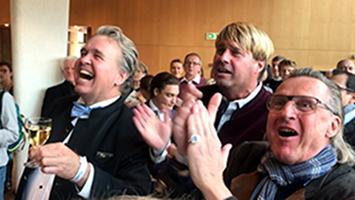 So reagiert Stuttgart auf den AfD-Knall (Foto: STUGGI.TV)