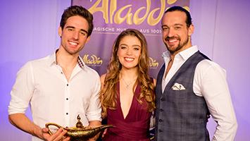 Wir haben für euch das Musical Disneys Aladdin im SI-Centrum Stuttgart ausgecheckt. (Foto: Stage Entertainment / Christoph Schmidt)