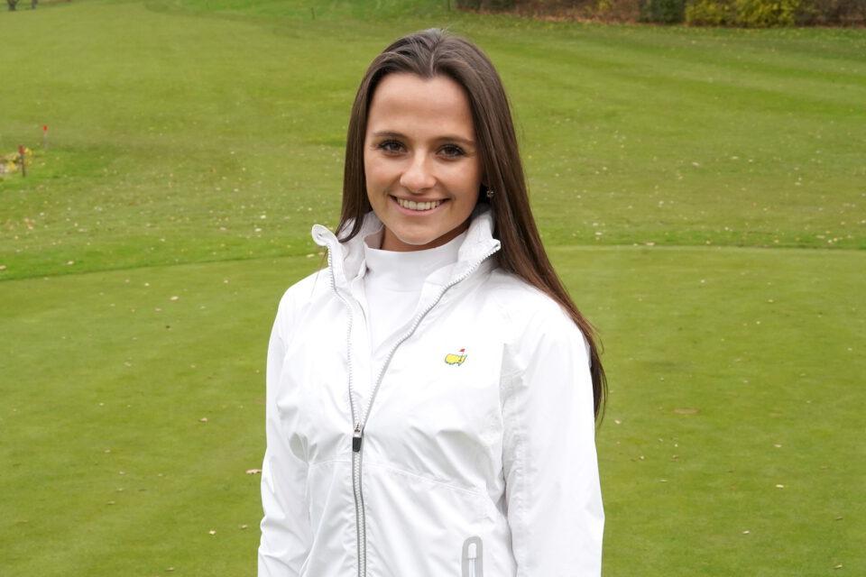 Von Stuttgart nach Stanford: Nachwuchs-Golfchampion Aline Krauter hat große Ziele