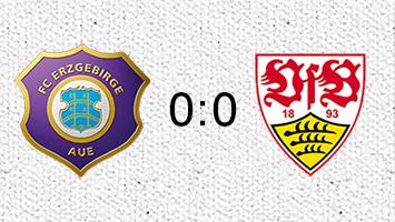 FC Erzgebirge - VfB Stuttgart 0:0 (Fotografik: STUGGI.TV)