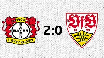 Bayer 04 Leverkusen - VfB Stuttgart 2:0 (Fotografik: STUGGI.TV)