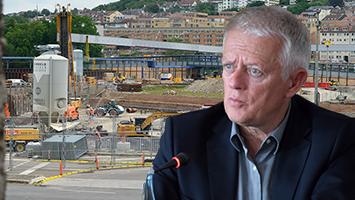 Verzögerungen und Kostensteigerungen beim Bahnprojekt Stuttgart 21 sorgen für Aufregung (Foto: STUGGI.TV)