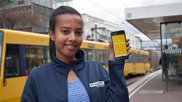 SSB möchte mit BestPreis-App Gelegenheitsfahrer anlocken (Foto: STUGGI.TV)
