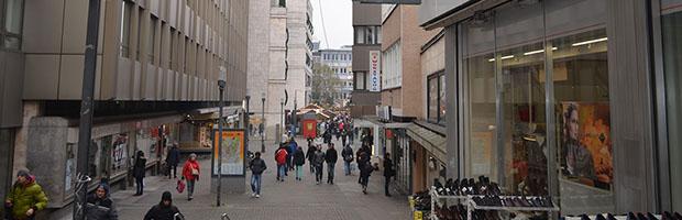 Stuttgart Shoppen