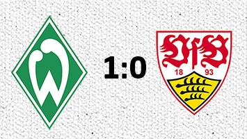 Werder Bremen - VfB Stuttgart 1:0 (Fotografik: STUGGI.TV)