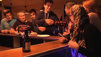 Das Café 13 in Stuttgart Weilimdorf wird zehn Jahre alt. Foto: Krause/STUGGI.TV