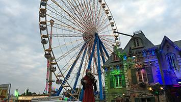 Das Cannstatter Volksfest 2016 (Foto: STUGGI.TV/Rau)