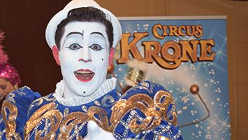 Der Circus Krone kommt zurück nach Stuttgart und möchte das Publikum begeistern. (Fotoquelle: STUGGI.TV/Nöbauer)