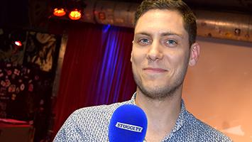 Slam Poet David Friedrich im Interview bei STUGGI.TV - Foto: STUGGI.TV/Frank