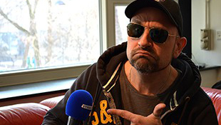 Dodokay im Interview. Foto: Goes/STUGGI.TV
