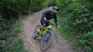 Downhill-Strecke in Degerloch soll erhalten bleiben (Foto: STUGGI.TV)