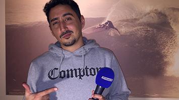 Rapper der Ersten Stunde: Eko Fresh im Interview. Foto: Goes/STUGGI.TV