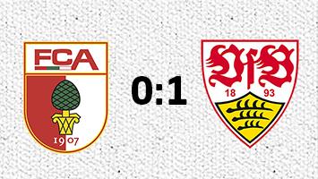 FC Augsburg - VfB Stuttgart 0:1 (Fotografik: STUGGI.TV)