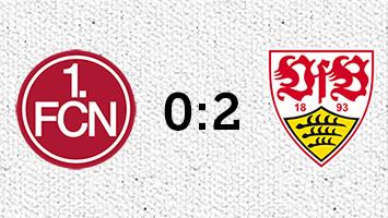 1. FC Nürnberg - VfB Stuttgart 0:2 (Foto: STUGGI.TV)