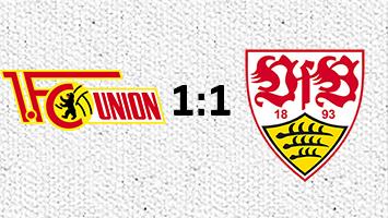 1. FC Union Berlin - VfB Stuttgart 1:1 (Fotografik: STUGGI.TV)