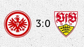 Eintracht Frankfurt - VfB Stuttgart 3:0 (Fotografik: STUGGI.TV)