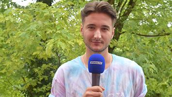 Flex, (Felix Spitta) Interview (Fotoquelle: STUGGI.TV/M.Goes)