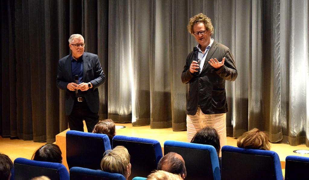 Florian Henckel von Donnersmarck in Stuttgart (Foto: STUGGI.TV)