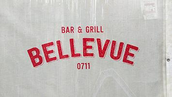 """In unserem Food-Check haben wir für euch den Biergarten """"Bellevue 0711"""" getestet. (Foto: STUGGI.TV)"""
