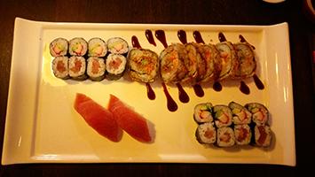 Für unsere neunte Ausgabe des STUGGI.TV Food-Check waren wir im Restaurant QQ-Sushi zu Gast. (Foto: STUGGI.TV)