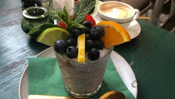 Frühstück den Ganzen Tag. Food-Check im Gardeners Nosh Foto: STUGGI.TV