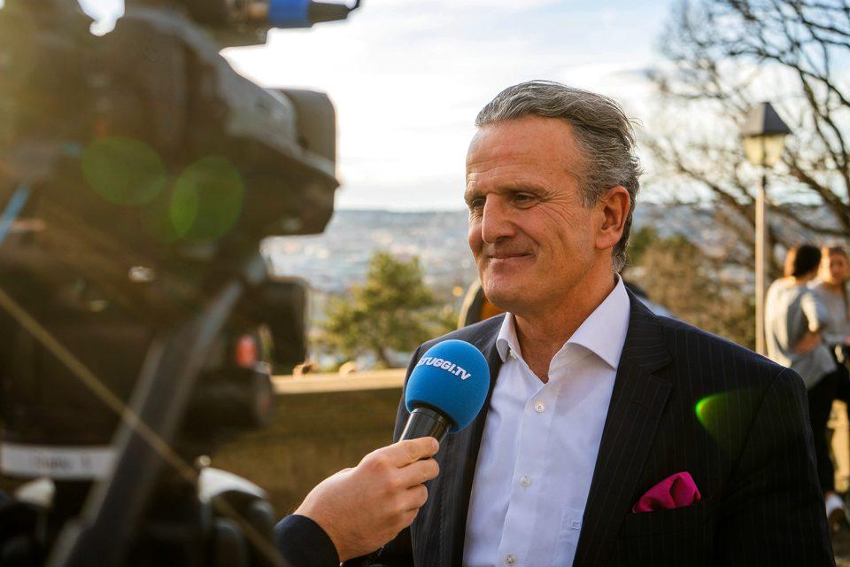 OB-Wahl in Stuttgart: CDU schickt Frank Nopper ins Rennen