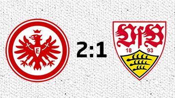 Eintracht Frankfurt - VfB Stuttgart 2:1 (Fotografik: STUGGI.TV/Rau)