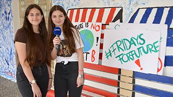 Fridays for Future: Welche Strafen die Schüler erwarten und warum sie trotzdem demonstrieren gehen. (Foto: STUGGI.TV)