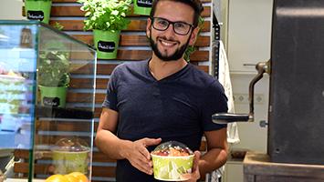 """""""Fruchttick"""": Neuer Saftladen setzt auf Superfoods (Foto: STUGGI.TV)"""