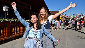 Erfolgreicher Auftakt: 200.000 Besucher auf dem Stuttgarter Frühlingsfest (Foto: STUGGI.TV)