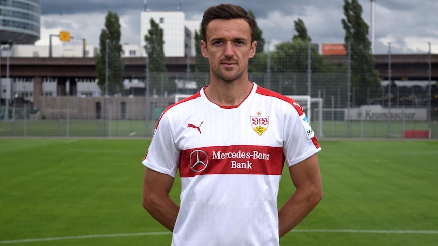 VfB-Spieler Christian Gentner (Foto: STUGGI.TV/Goes)