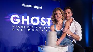"""Das neue Musical """"Ghost"""" startet am 7.November im Stage Palladium Theater in Stuttgart-Möhringen. (Foto: Stage Entertainment GmbH)"""
