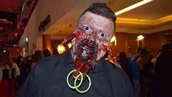 Halloween-Party im SI-Centrum Stuttgart: Die 7 schaurigsten Halloween-Kostüme (Foto: STUGGI.TV)