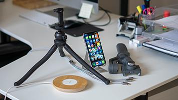 Top 5: Wirklich nützliche Handygadgets im Check vom STUGGI.TV Tech-Checker. (Foto: STUGGI.TV)