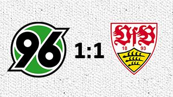 Hannover 96 - VfB Stuttgart 1:1 (Fotografik: STUGGI.TV)