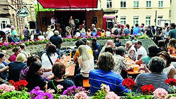 Das Heusteigviertelfest im Event-Check auf STUGGI.TV (Foto: Marco Cini / Such & Find Stuttgart)