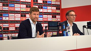 Thomas Hitzlsperger über seine Pläne als neuer VfB-Boss (Foto: STUGGI.TV)