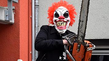 Horrorclowns in Deutschland: Eine ernstzunehmende Bedrohung? Foto: Goes/STUGGI.TV