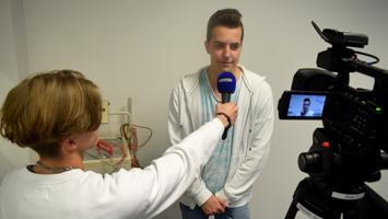 Schüler fragen Schüler: Sind E-Sports richtiger Sport? Foto: STUGGI.TV