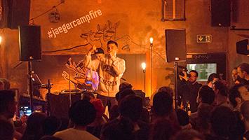 Jägermeister WG Stuttgart Kräuterlikör-WG (Fotoquelle: Jägermeister)