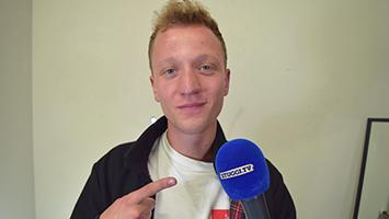 Wir haben Joris zum TRIFFT-Interview empfangen. (Foto: STUGGI.TV)