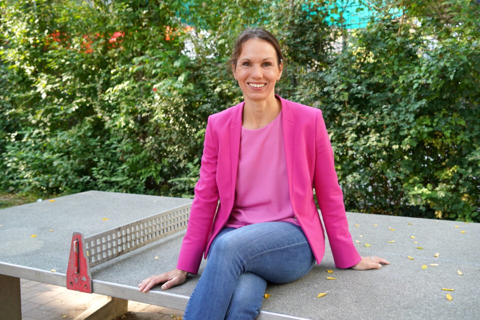 """FDP-Kandidatin Judith Skudelny: """"Wollen die beste Bildung der Welt"""""""