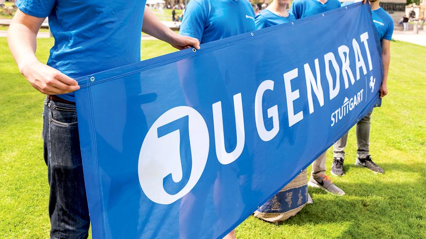 Was soll der neue Jugendrat umsetzen? Foto: Jugendrat Stuttgart