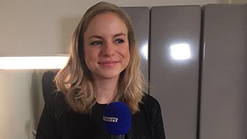 Wir haben Poetry-Slammerin Julia Engelmann vor ihrem Auftritt in der Liederhalle interviewt (Foto: STUGGI.TV/Goes)