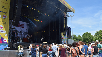 Das waren die Highlights zum Auftakt des Kessel Festival 2019. (Foto: STUGGI.TV)