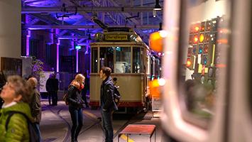 Die Lange Nacht der Museen hat am Samstag zahlreiche kulturbegeisterte Besucher nach Stuttgart gelockt (Foto: STUGGI.TV)
