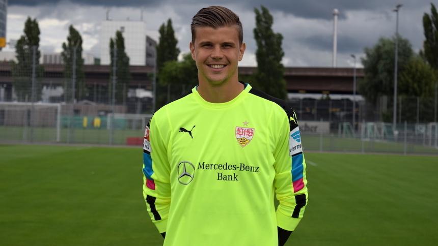 VfB-Spieler Mitchell Langerak (Foto: STUGGI.TV/Goes)