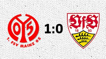 Mainz 05 - VfB Stuttgart 1:0 (Fotografik: STUGGI.TV)